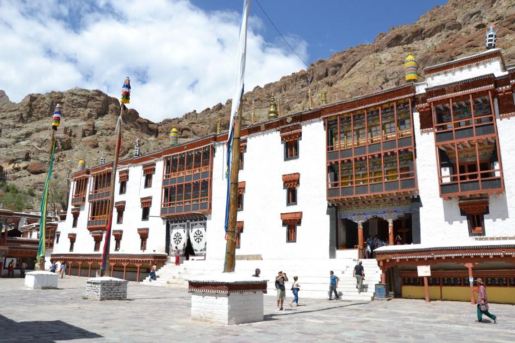 Das Kloster Hemis - das größte und auch reichste Kloster Ladakhs
